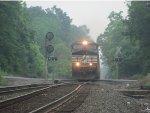 18N autorack train